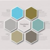 Thumbnail image for FREE Prezi Template – Hexagons