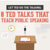 Thumbnail image for 8 TED talks that teach public speaking