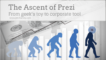 Thumbnail image for Prezi comes of age – The geeks have grown up.