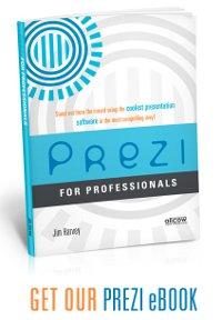 Learn Prezi with our Prezi eBook, Prezi for Professionals