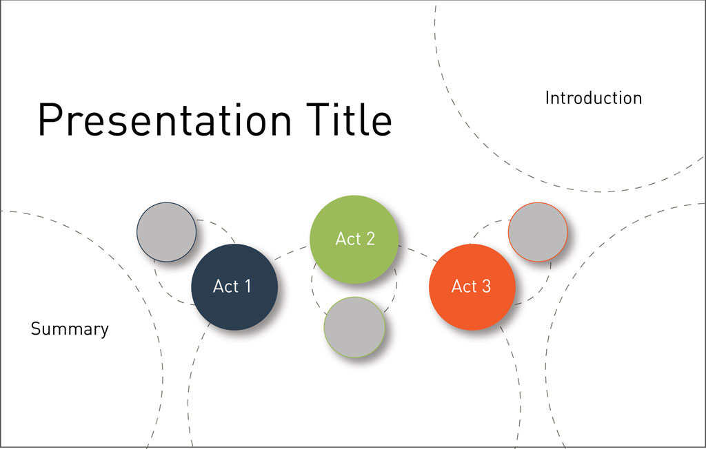 Use Our Free Prezi Template To Create Your Next Presentation Stand