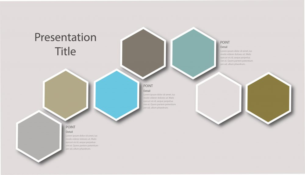 FREE Prezi Template – Hexagons – Jim Harvey's Presentation