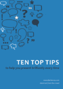 Cover image for top ten tips download