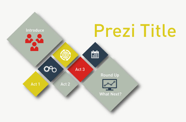 Prezi Template Hexagons Download Free Prezi Templates Bench Autumn