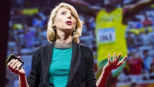 Post image for Amy Cuddy at TED: Your body language shapes who you are