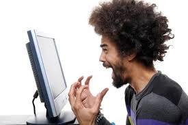 manshoutingatcomputer