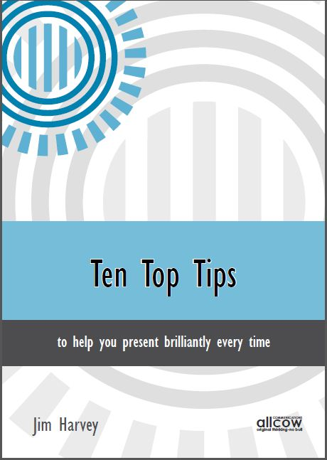 Ten Business Presentation Tips
